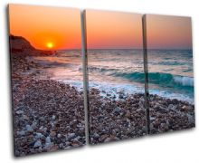 Pebble Beach Sunset Seascape - 13-2228(00B)-TR32-LO